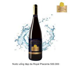 Hướng dẫn sử dụng nước uống làm đẹp da Royal Placenta
