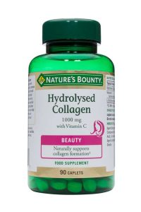 Nature's Bounty Hydrolysed Collagen 1000 mg