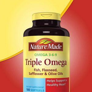 Omega 3 6 9 Nature Made