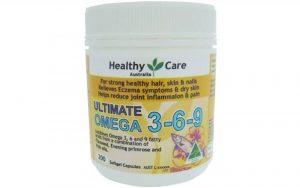 Omega 369 HealthyCare Ultimate Hộp 200 Viên