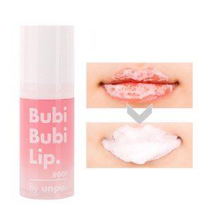 Tẩy tế bào chết môi Bubi Bubi Lip Hàn Quốc