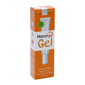 Nacurgo gel có tốt không?