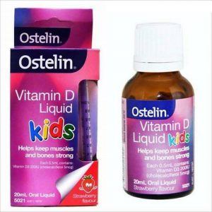 Ostelin Kids Vitamin D3 Liquid