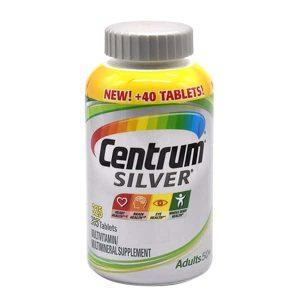 Giới thiệu sản phẩm Vitamin tổng hợp Centrum