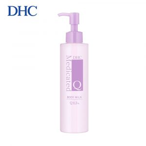 DHC Q Body Milk Nhật