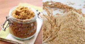 Cách làm trắng da vùng mông tốt nhất bằng đường nâu, cám gạo và mật ong