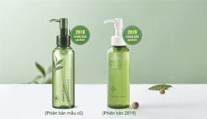 Dầu Tẩy Trang Green Tea Cleansing Oil