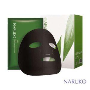 Cách sử dụng mặt nạ tràm trà NARUKO