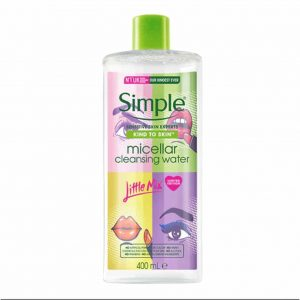 Nước Tẩy Trang Simple x Little Mix Micellar Cleansing Water Limited Edition của Anh