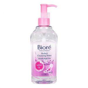 Nước tẩy trang Bioré Makeup Remover Perfect Cleansing Water của Nhật Bản