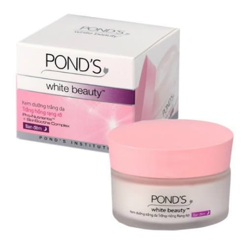 Pond's White Beauty Pinkish White Glow Lightening Cream