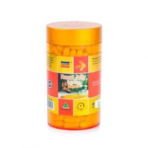 Sữa ong chúa Úc Costar Royal Jelly 1610 mg 365 Viên