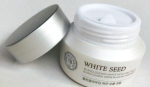 The Face Shop White Seed Blanclouding Moisture Cream