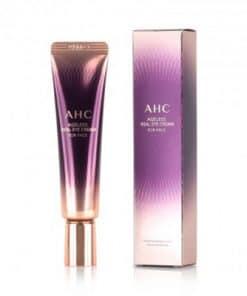 Kem dưỡng chống nhăn trị thâm quầng mắt AHC Ageless Real Eye Cream For