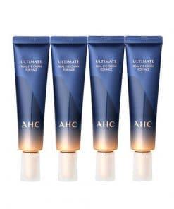 Kem dưỡng mắt chống lão hoá AHC Ultimate Real Eye Cream for Face