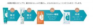 Cách sử dụng thuốc duỗi tóc Utena Proqualite Nhật Bản