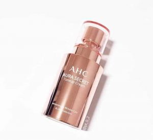 Công dụng của kem AHC Aura Secret Tone Up Cream