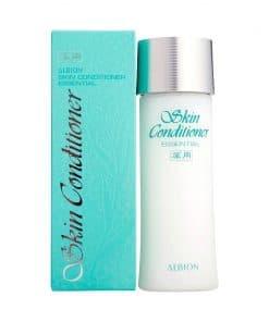 Những câu hỏi thường gặp khi sử dụng nước hoa hồng Albion Skin Conditioner Essential