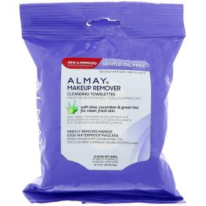 Almay Oil-Free Makeup Remover Towelettes