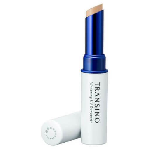 Kem Che Khuyết Điểm Transino Whitening UV Concealer SPF50+ PA++++ Nhật Bản
