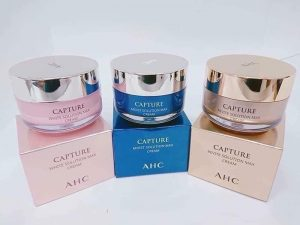 Kem dưỡng ahc capture solution max cream