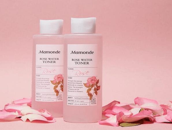 Những câu hỏi thường gặp về nước hoa hồng Mamonde Rose Water Toner