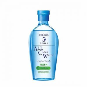 Tẩy trang Senka All Clear Water Fresh 200ml