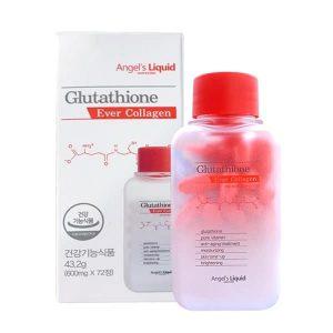 Viên uống trắng da Glutathione Ever Collagen 72 viên Hàn Quốc 2