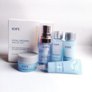 Set dưỡng da IOPE Hyaluronic Special Gift 5 Items