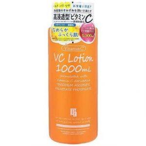 Nước hoa hồng VITAMIN C VC LOTION Nhật Bản có tốt không?