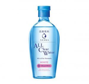 Review nước tẩy trang Senka All Clear Water White có tốt không?