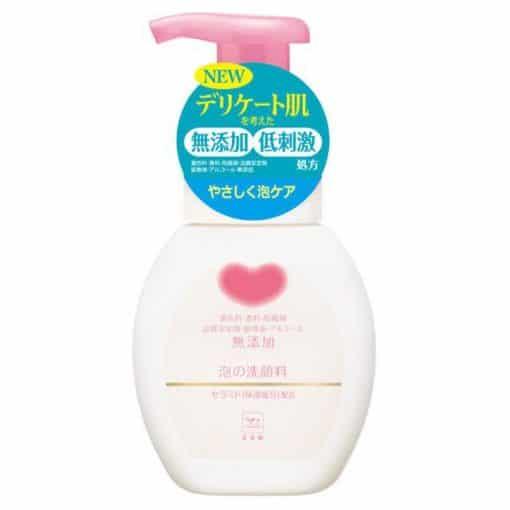 Sữa rửa mặt Cow Mutenka Nhật Bản 1
