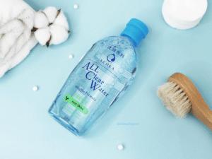 Thành phần của nước tẩy trang Senka All Clear Water Fresh