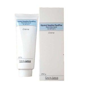 Kem trị nẻ, chàm Glycérol Vaseline Paraffine Pierre Fabre Crème 250 g (Dexeryl cũ) 1