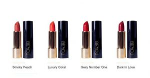 Son môi Beyou Lipstick có mấy loại?
