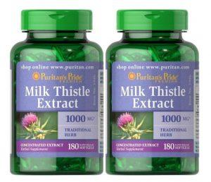Milk Thistle Extract trên thị trường có giá bao nhiêu?