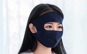 Khẩu trang ninja Nhật Bản