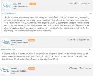 Prenatal DHA review webtretho