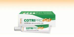Thuốc bôi trĩ Cotripro Gel