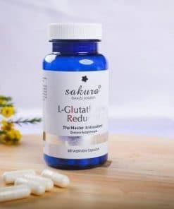 Viên trắng da chống lão hóa L-Glutathione có tốt không?