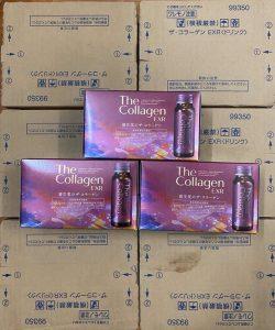 Công dụng Collagen EXR Shiseido