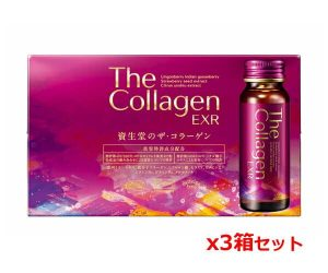Nước uống The Collagen Shiseido EXR 4