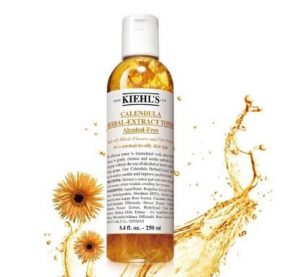 REVIEW - Toner hoa cúc Kiehl's Calendula Herbal Extract Alcohol 2