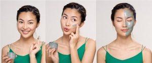 Cách sử dụng mask dẻo bùn non Acnes