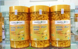 Sữa ong chúa Healthy Care Royal Jelly 30.000 2