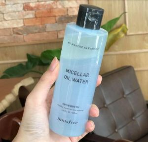 Công dụng của Innisfree My Makeup Cleanser