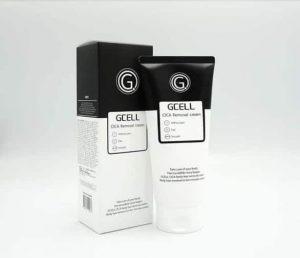REVIEW Kem tẩy lông Gcell 1