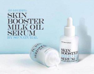 Serum Skin Booster Milk Oil có tốt không?