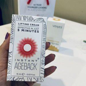 Review của khách hàng về Vitayes Instant Ageback