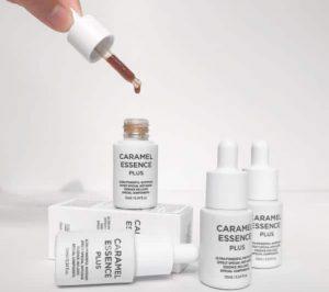 REVIEW - Serum trị mụn Caramel Essence có tốt không? 1